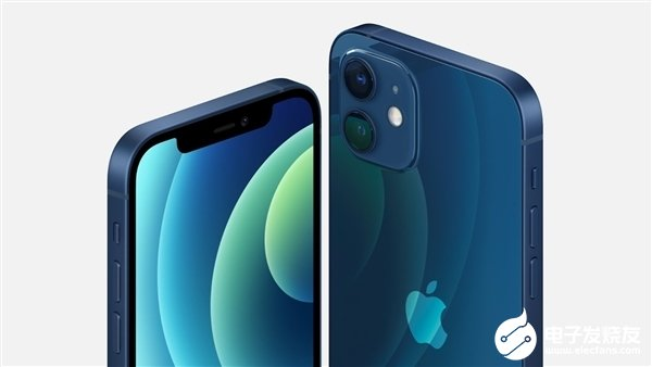 iPhone12设计撞脸坚果手机大V为坚果鸣不平