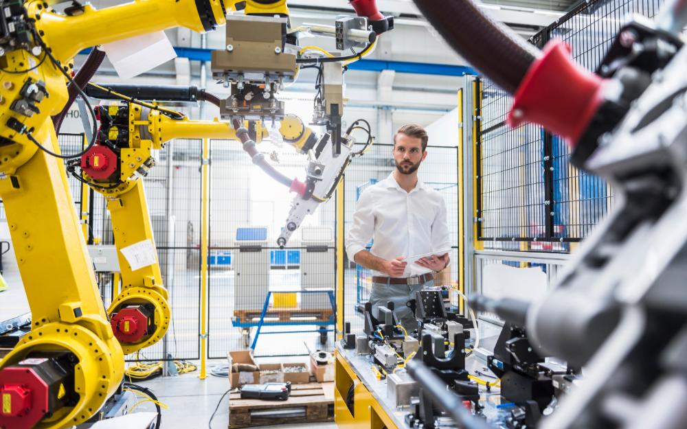 ST广泛的差异化解决方案瞄准快速增长的亚洲自动化市场
