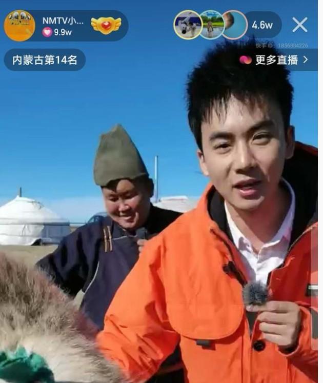 """王小骞带领千万快手网友,共同倾听""""幸福乡村茶话会""""背后的扶贫故事"""