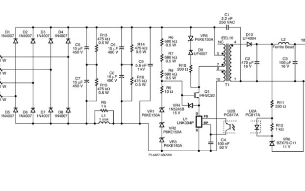 私藏电源工程师常用八大电源设计