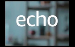 亚马逊推出了新一代的Echo,它与Alexa兼容...