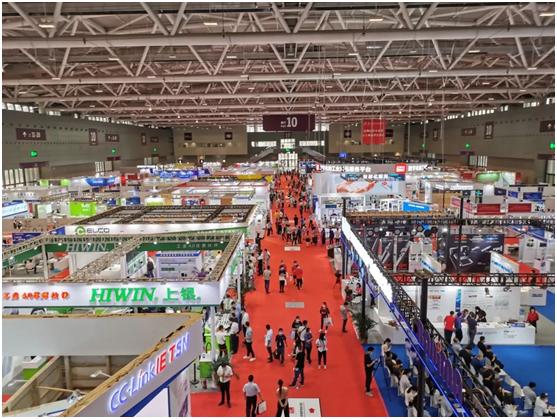 华南国际工业博览会在深圳国际会展中心圆满闭幕