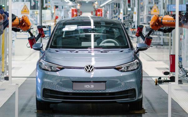 大众汽车MEB电动汽车平台采用恩智浦电池管理解决方案