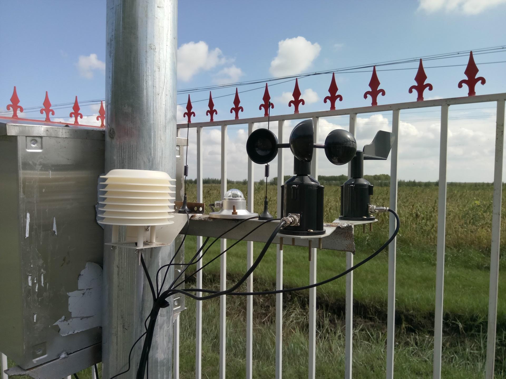 农用气象环境远程监测管理系统的详细介绍