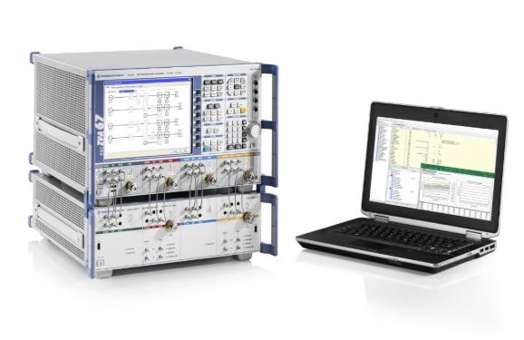 罗德与施瓦茨的产品组合让AESA测试更精确