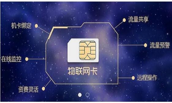 物联网SIM卡的形式和功能