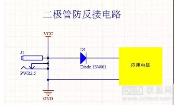 如何保護我們的后級電路 4種常用的防反接電路盤點