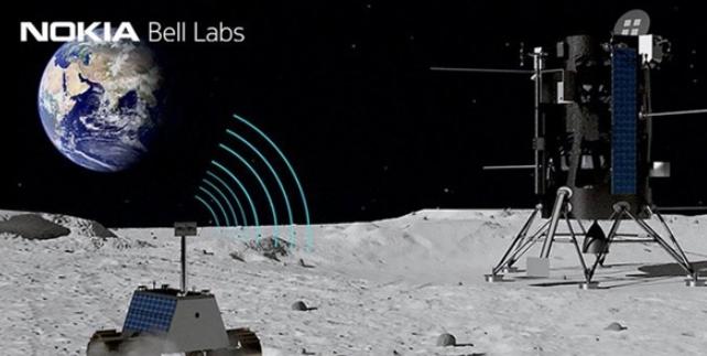 NASA与诺基亚合作完成太空4G/LTE网络,可支持月球车的无线操作等