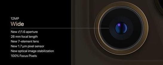 一文详解iPhone12手机的相机亮点