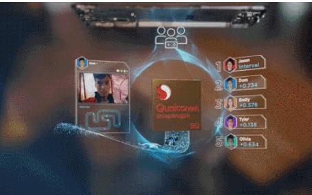 上分利器——高通骁龙™865移动平台的手机
