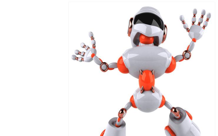双足步行机器人的本体结构和自由度及建模的资料说明