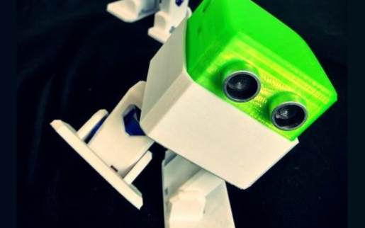 一起欣賞創意機器人