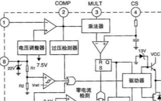 基于集成电路功率因子控制器AP1661实现电子镇流器的应用方案