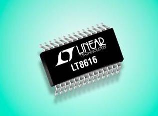 开关稳压器LT8616的性能特点、功能及应用分析