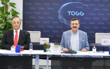 孚能科技与欧洲OEM企业TOGG(主营新能源汽车和新能源交通生态系统开发)合作