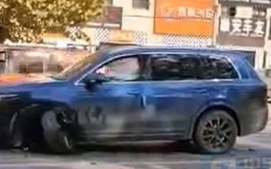 理想汽车辅助驾驶发生碰撞,智能汽车的安全性再起争议