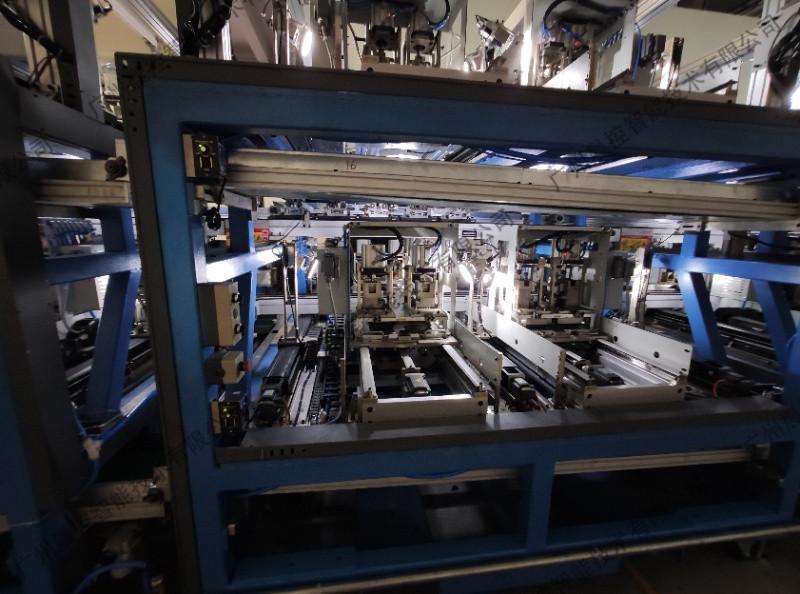 RFID识别系统在汽车刹车片生产线上的应用