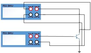 源表测三极管MOS管搭建的方案是怎样的