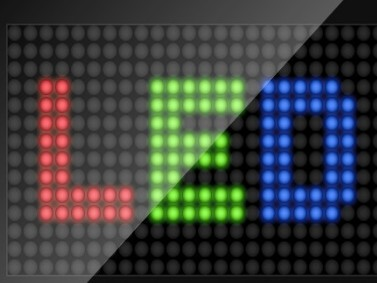 LED显示屏市场开始复苏,小间距显示成增长的主力