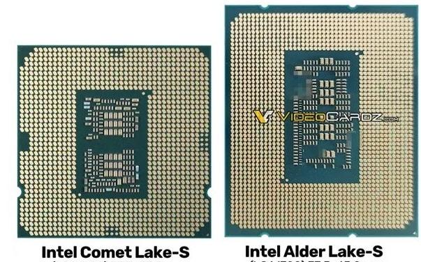 Intel 12代酷睿首次10nm!