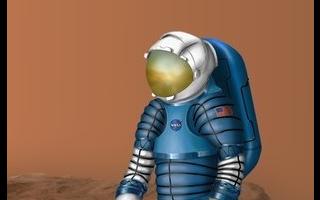 3D打印制作宇航服