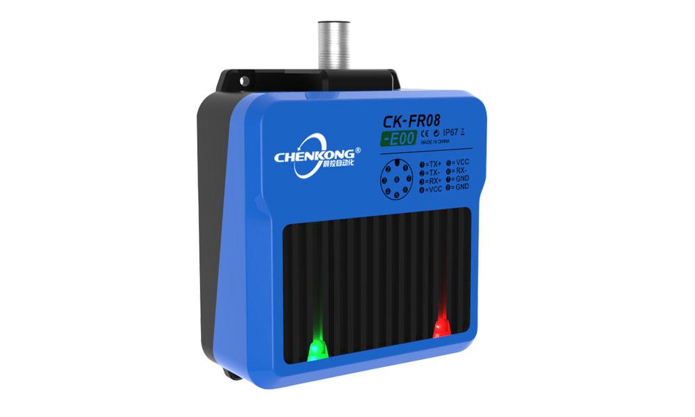 输送系统中工业RFID设备CK-FR08系列高频...