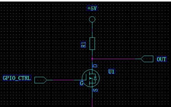 MOS管的基本开关电路详解
