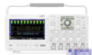 泰克MSO/DPO2000B示波器系列简化和加快...