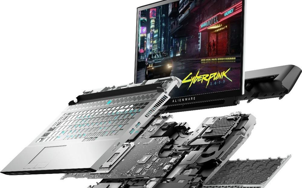 ALIENWARE推出Area-51m:360Hz+桌面级处理器