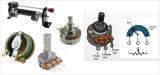 四条管脚的电位器内部结构和使用方法