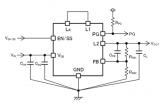 XDL605/XDL606线圈一体化超小型降压D...