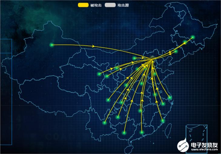 中国联通云盾网络安全业务运营平台,为行业大客户提供网络安全服务