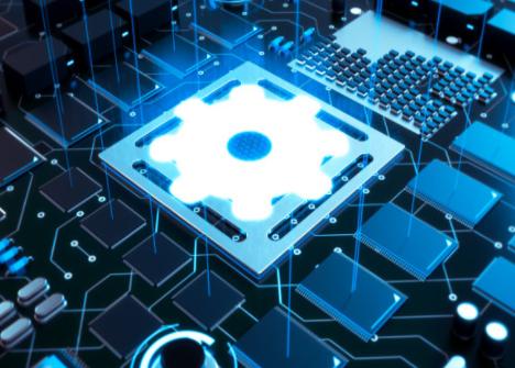 蔚来正在自主研发自动驾驶计算芯片,跨界研发芯片已成行业常态