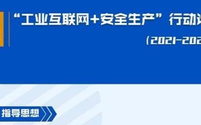 """工信部《""""工业互联网+安全生产""""行动计划(2021-2023年)》解读"""