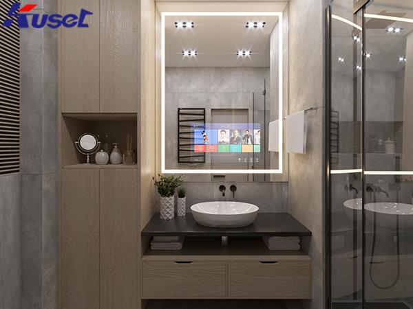 智能镜子显示器变身家居互助平台,提升人机交互体验
