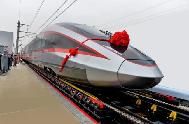 好消息!我国已成功研发400公里时速的跨国互联互通高铁
