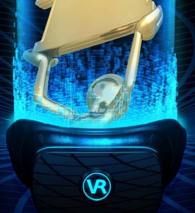 5G等新技术相互融合促进VR新时代的到来