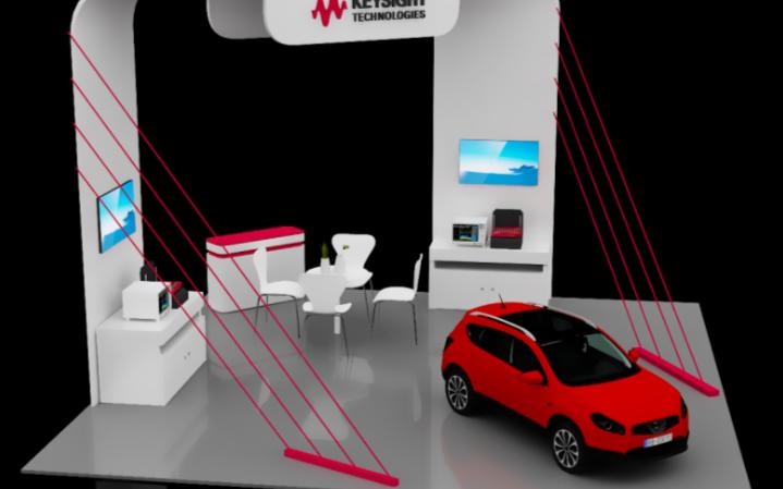 是德科技將針對汽車測試進行相關主題演講和展示