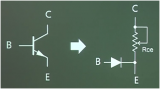NPN求解三极管电路或电容恒流放电详解
