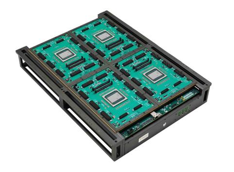 國微思爾芯推出VU19P原型驗證系統,加速十億門級芯片設計