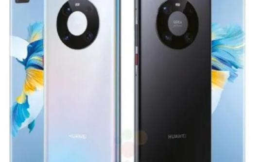 华为 Mate 40 系列渲染曝光,iPhone...