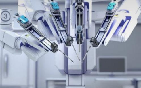 在停电期间,可以保证手术中的机械臂等技术继续运行...