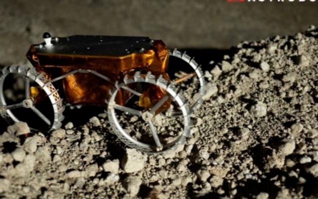 机器人公司Astrobotic的小型月球车:迄今...