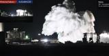 SpaceX終于成功爆破了一個星際飛船Starship的原型機