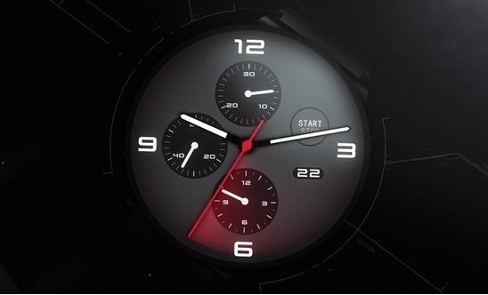 华为智能手表巅峰之作:Watch GT2保时捷,顶级高端身份象征