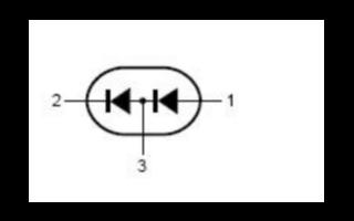 BAV99和BAV99W表面貼裝快速開關二極管的中文參數詳細說明