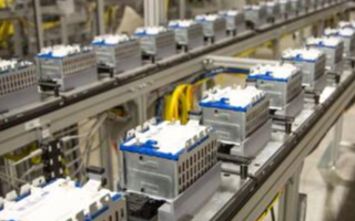 LG化学表示计划将圆柱电池的产能提高两倍
