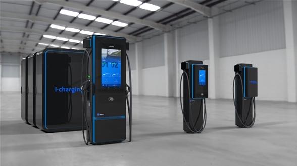 最快的充电站有多快?全球首个600kW超充站诞生!