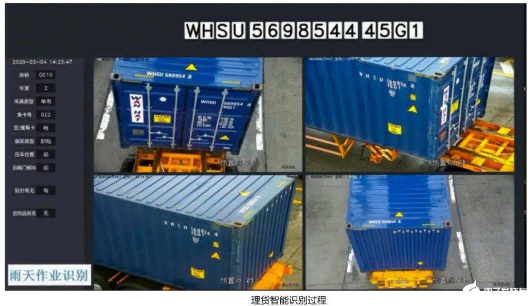 基于华为5G+MEC边缘计算为广州打造5G+集装箱码头