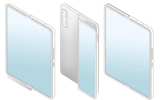 小米为可折叠智能手机申请了设计专利